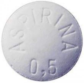 Pastila de aspirina - prietena noastra